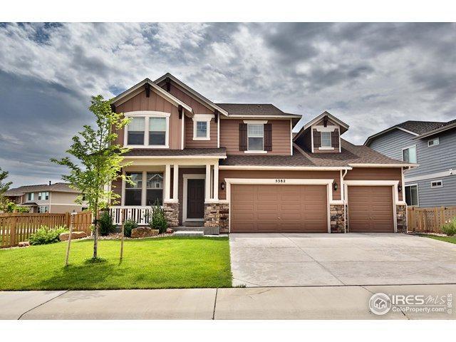 5382 Lulu City Dr, Timnath, CO 80547 (MLS #889656) :: 8z Real Estate