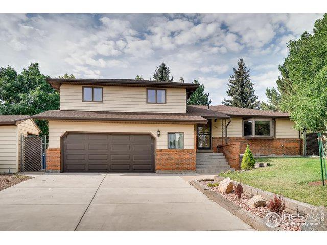 16842 W 74th Ave, Arvada, CO 80007 (MLS #889792) :: Tracy's Team