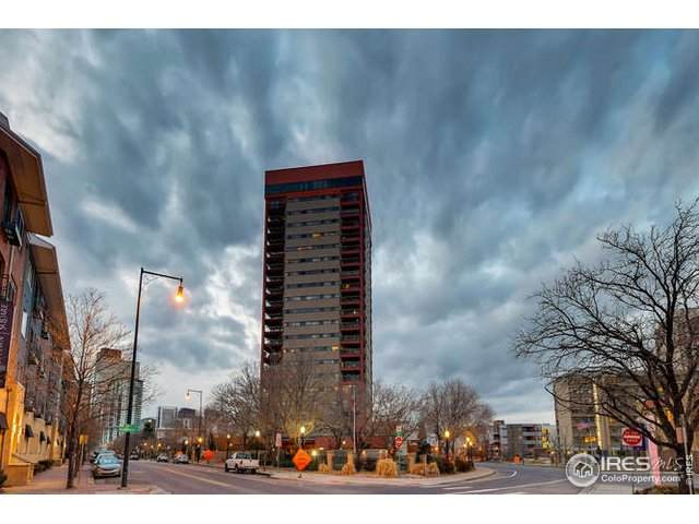 100 Park Ave #1503, Denver, CO 80205 (MLS #890108) :: Downtown Real Estate Partners