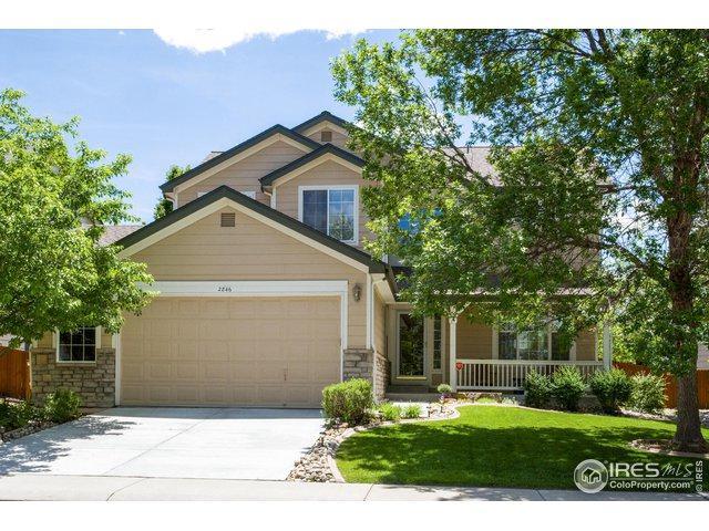 2846 Hughs Dr, Erie, CO 80516 (MLS #890270) :: Hub Real Estate