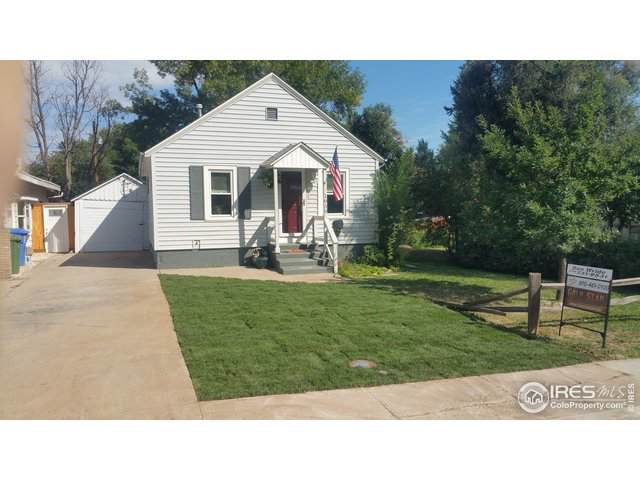 1050 Grant Ave, Loveland, CO 80537 (MLS #890305) :: 8z Real Estate