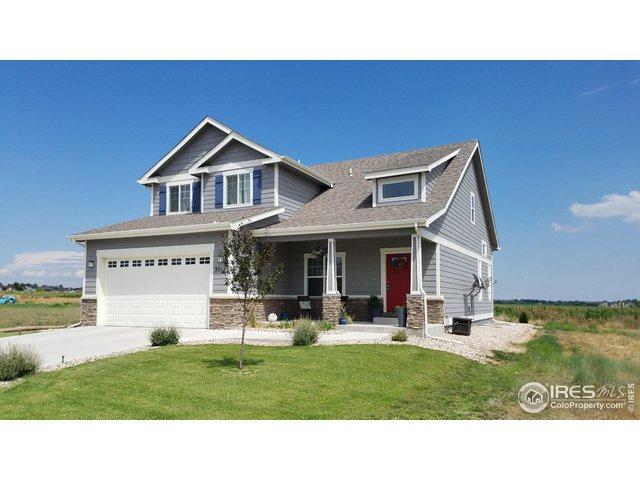 3512 Syrah St, Evans, CO 80634 (MLS #890661) :: Windermere Real Estate