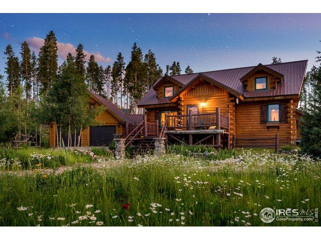 341 Anderson Rd, Walden, CO 80480 (MLS #890757) :: 8z Real Estate