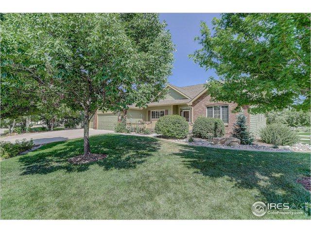 8016 Louden Cir Ct, Fort Collins, CO 80528 (#890785) :: The Peak Properties Group
