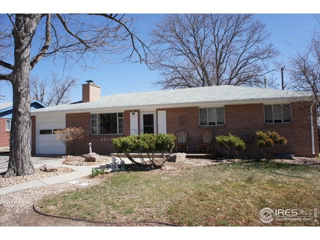 2612 13th Ave, Greeley, CO 80631 (MLS #890874) :: 8z Real Estate