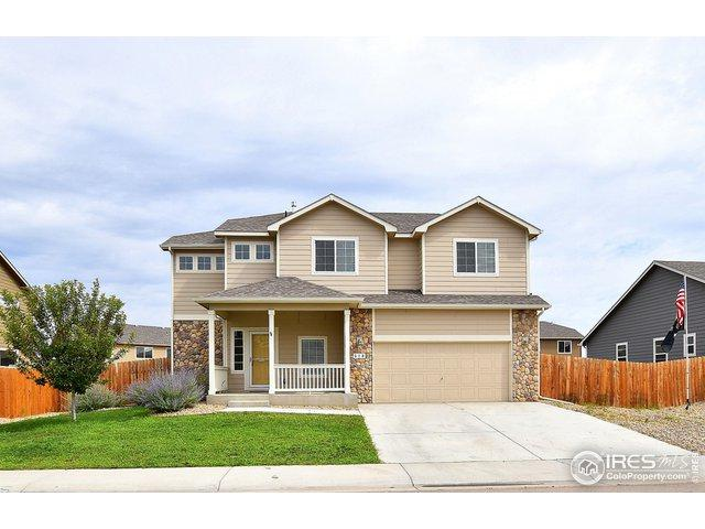510 Planter Ln, Platteville, CO 80651 (MLS #890877) :: June's Team