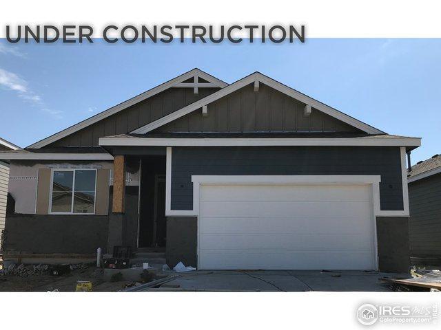 1205 Bison Way, Wiggins, CO 80654 (MLS #890881) :: Kittle Real Estate