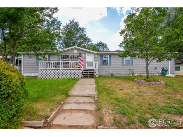 10501 N County Road 15, Fort Collins, CO 80524 (MLS #891608) :: 8z Real Estate