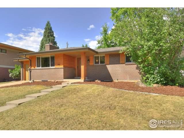 1106 N Jackson St, Golden, CO 80403 (MLS #891962) :: 8z Real Estate
