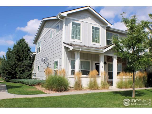 3623 29th St #1, Greeley, CO 80634 (MLS #892214) :: June's Team