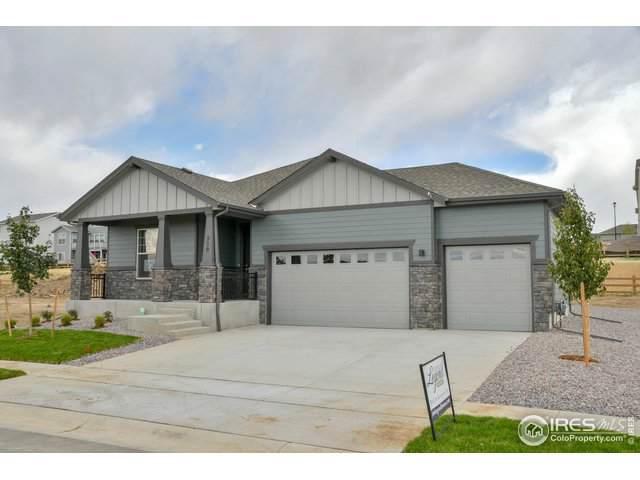 320 Capitol Reef St, Berthoud, CO 80513 (MLS #892543) :: Kittle Real Estate