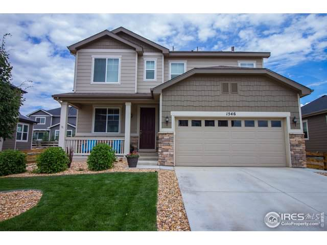 1546 Brolien Dr, Windsor, CO 80550 (MLS #893061) :: 8z Real Estate