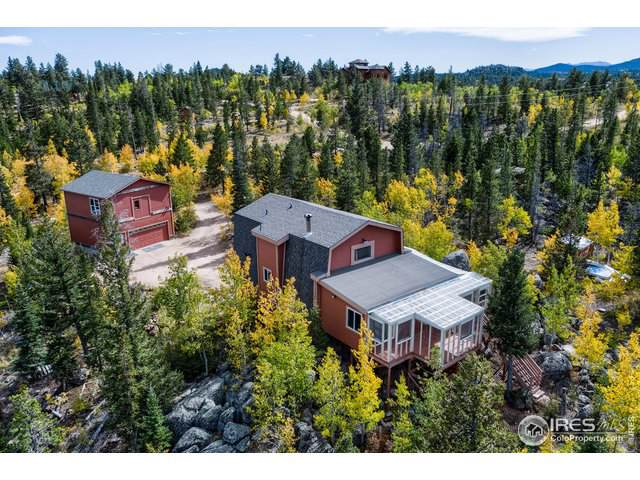 305 Huron Rd, Red Feather Lakes, CO 80545 (MLS #893179) :: 8z Real Estate