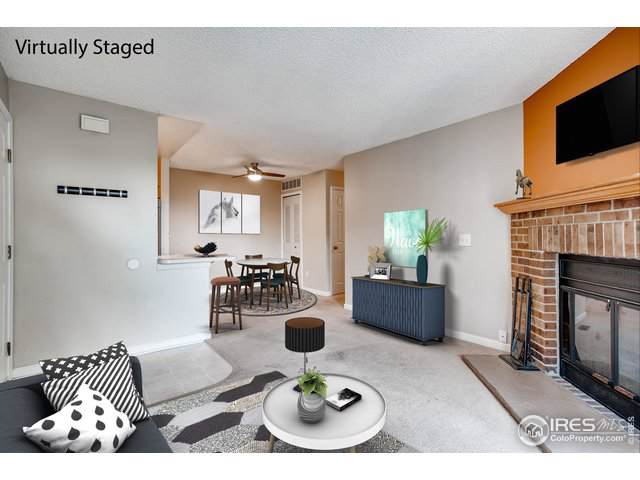7881 Allison Way #302, Arvada, CO 80005 (MLS #893219) :: Windermere Real Estate