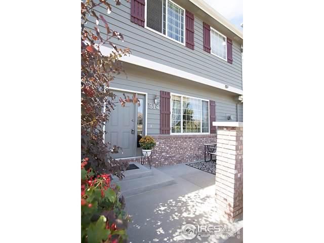 408 Strasburg Dr B-14, Fort Collins, CO 80525 (MLS #893457) :: J2 Real Estate Group at Remax Alliance