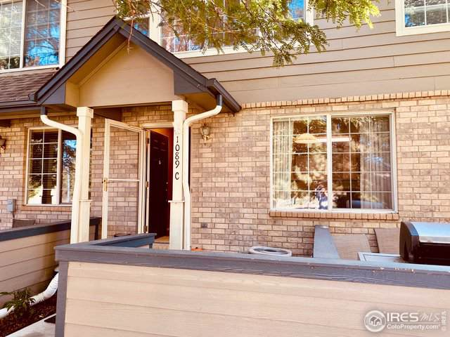 1089 W 112th Ave #C, Westminster, CO 80234 (MLS #893603) :: June's Team