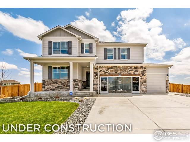 7117 Frying Pan Dr, Frederick, CO 80530 (MLS #893869) :: 8z Real Estate