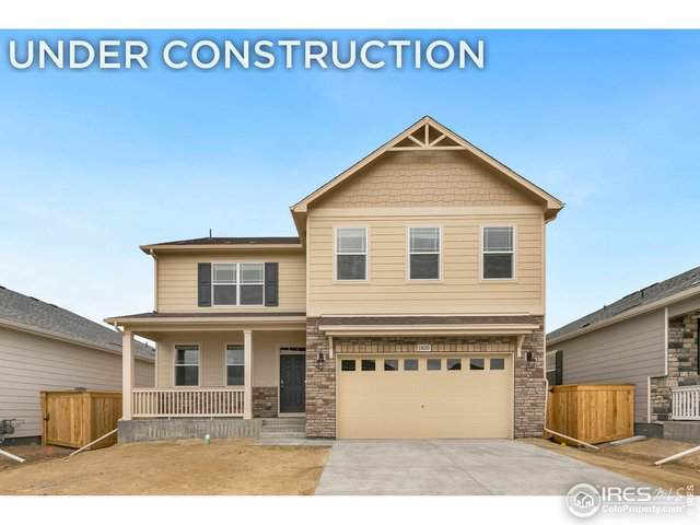 7118 Frying Pan Dr, Frederick, CO 80530 (MLS #893889) :: 8z Real Estate