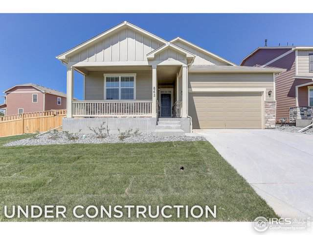 7109 Frying Pan Dr, Frederick, CO 80530 (MLS #893900) :: 8z Real Estate