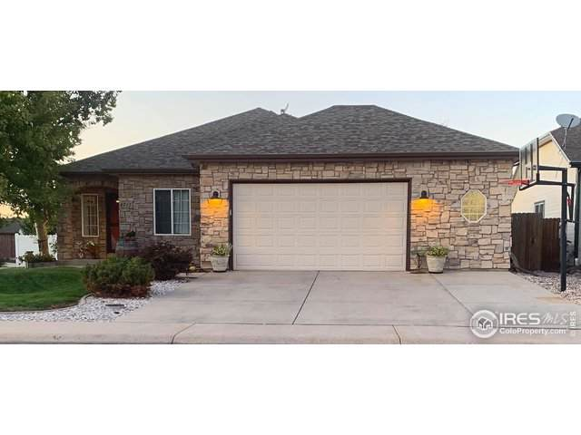 6713 W 22nd St, Greeley, CO 80634 (MLS #894201) :: Colorado Home Finder Realty