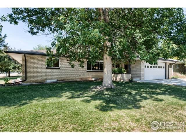 1805 Empire Ave, Loveland, CO 80538 (MLS #894282) :: Downtown Real Estate Partners