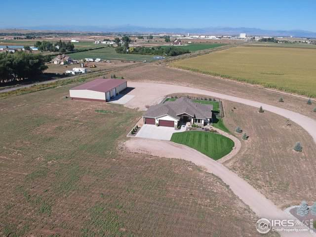 31535 County Road 27, Greeley, CO 80631 (MLS #894377) :: The Bernardi Group