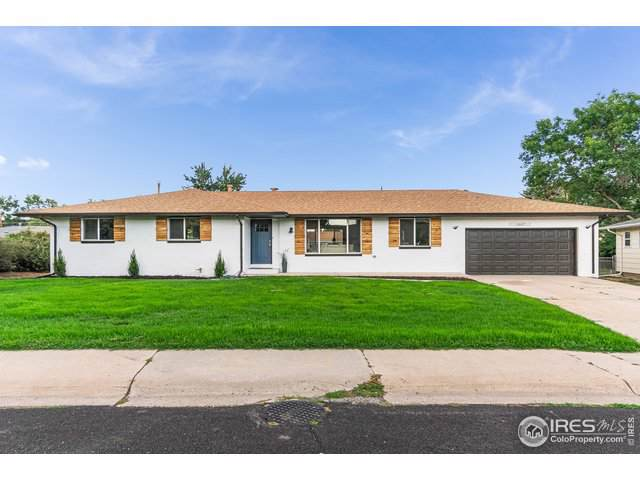 2607 Spruce Dr, Loveland, CO 80538 (MLS #894408) :: Keller Williams Realty