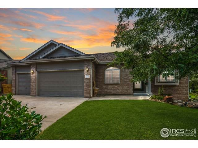 2733 27th Ct, Loveland, CO 80537 (MLS #894490) :: 8z Real Estate