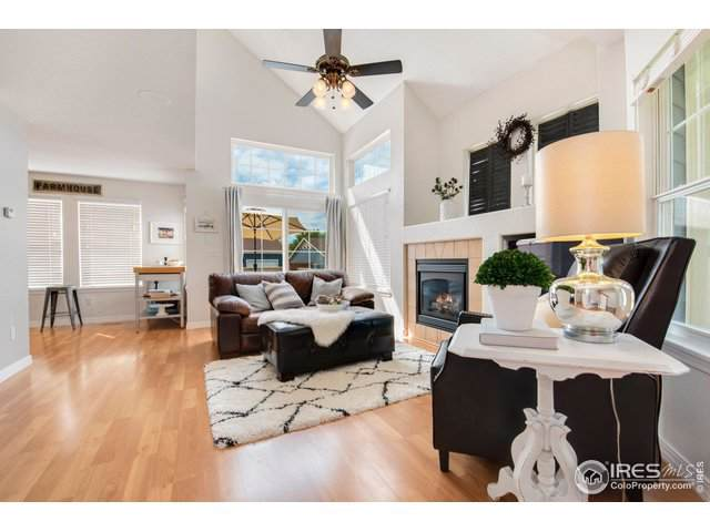 13900 Lake Song Ln U6, Broomfield, CO 80023 (#894497) :: The Dixon Group