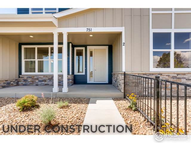 3312 Green Lake Dr #2, Fort Collins, CO 80524 (MLS #894498) :: Colorado Home Finder Realty