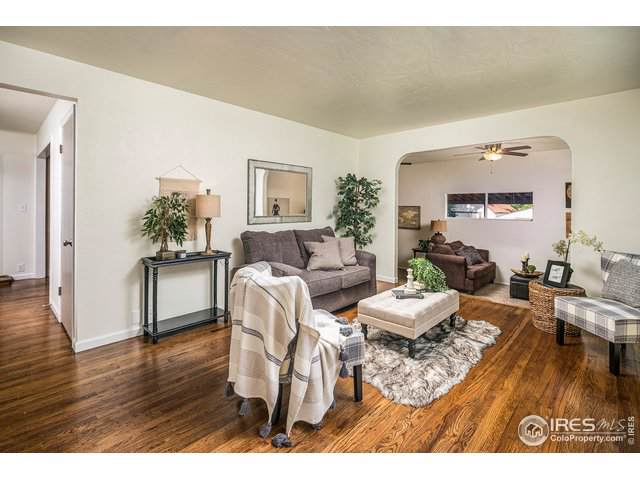1315 26th St, Greeley, CO 80631 (MLS #894511) :: Colorado Home Finder Realty