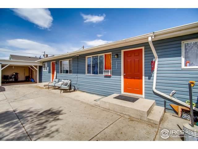 590 Fulton Dr, Brighton, CO 80601 (MLS #894524) :: Hub Real Estate