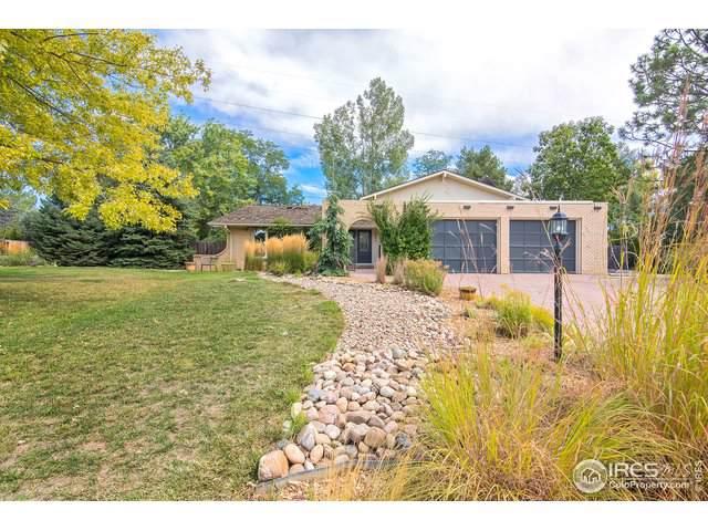 4598 Tanglewood Trl, Boulder, CO 80301 (#894583) :: The Peak Properties Group