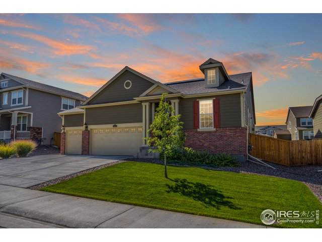 14165 Grape St, Thornton, CO 80602 (#894656) :: The Griffith Home Team