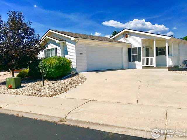 881 Vitala Dr, Fort Collins, CO 80524 (MLS #894681) :: 8z Real Estate