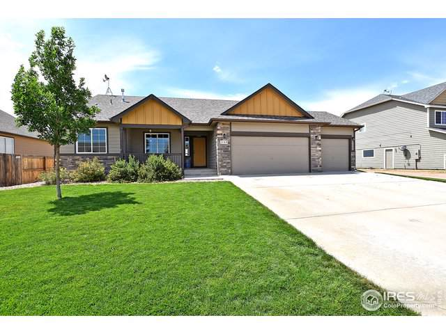 1109 5th St, Pierce, CO 80650 (MLS #894886) :: Windermere Real Estate