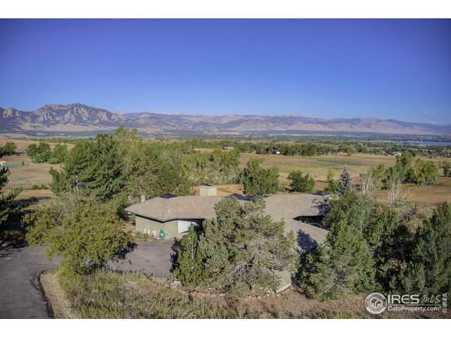 4 Benchmark Dr, Boulder, CO 80303 (MLS #894990) :: 8z Real Estate