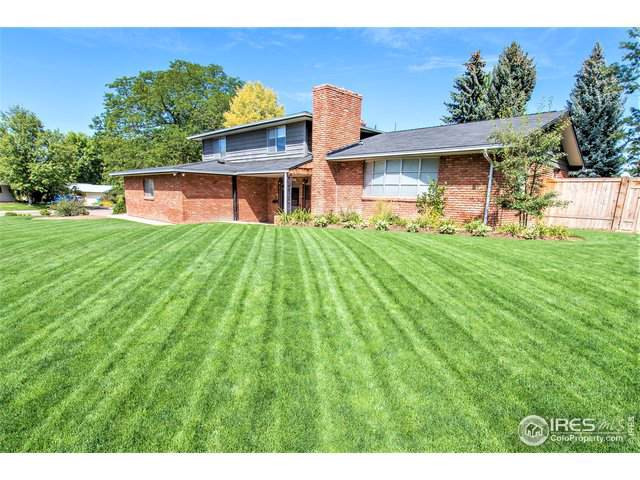 700 Cheyenne Dr, Fort Collins, CO 80525 (MLS #895116) :: 8z Real Estate