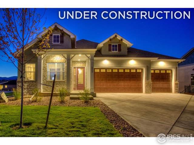 4715 Mariana Ridge Ct, Loveland, CO 80537 (MLS #895120) :: Keller Williams Realty