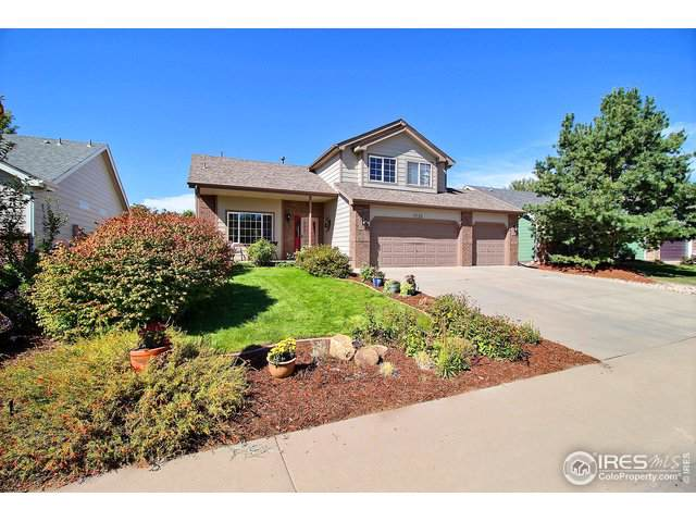 1735 70th Ave, Greeley, CO 80634 (MLS #895165) :: 8z Real Estate
