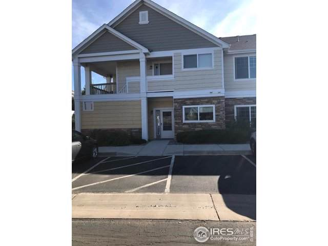 4745 Hahns Peak Dr #101, Loveland, CO 80538 (MLS #895198) :: Colorado Real Estate : The Space Agency
