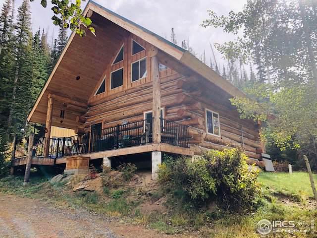 482 Wilderness Rd, Walden, CO 80430 (MLS #895442) :: 8z Real Estate