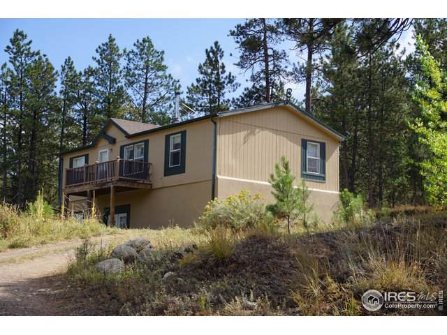 1448 Spruce Mountain Dr, Drake, CO 80515 (MLS #895500) :: 8z Real Estate
