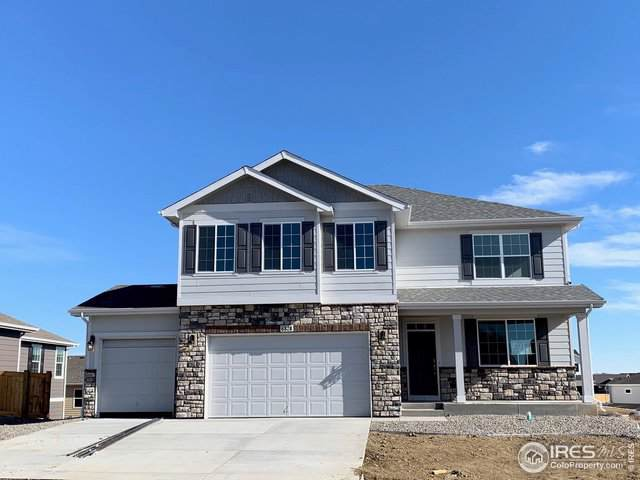 6824 Hayfield St, Wellington, CO 80549 (MLS #895555) :: Kittle Real Estate