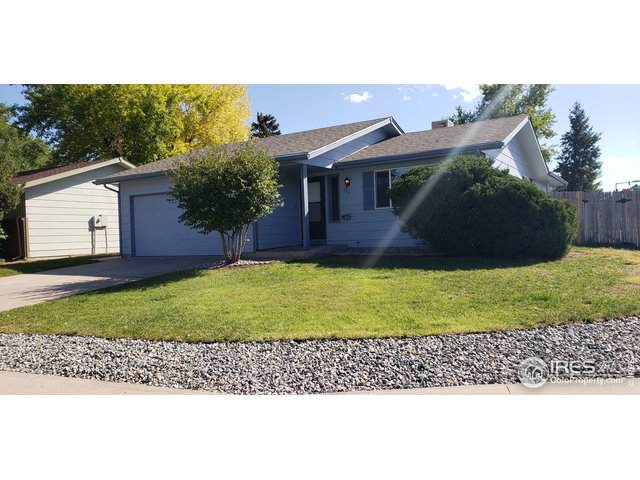 4216 W 9th St, Greeley, CO 80634 (#895690) :: The Peak Properties Group