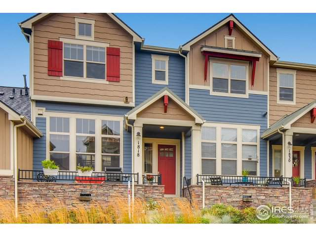 1818 Jules Ln, Louisville, CO 80027 (MLS #895769) :: Colorado Real Estate : The Space Agency