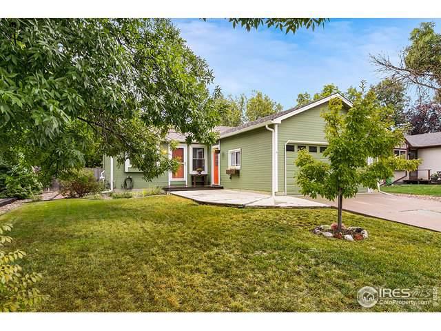 3118 Crockett St, Fort Collins, CO 80526 (MLS #895800) :: 8z Real Estate