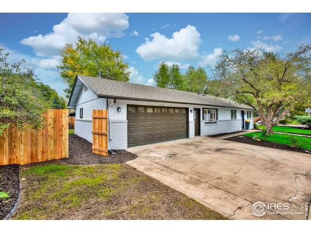 1606 E Pitkin St, Fort Collins, CO 80524 (MLS #895959) :: 8z Real Estate