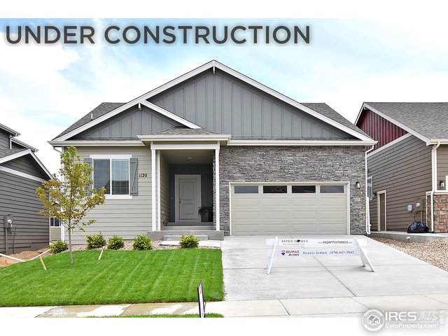 1100 104th Ave, Greeley, CO 80634 (MLS #895993) :: 8z Real Estate