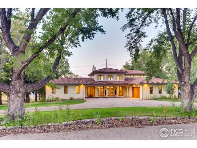 7701 Brockway Dr, Boulder, CO 80303 (MLS #896030) :: 8z Real Estate